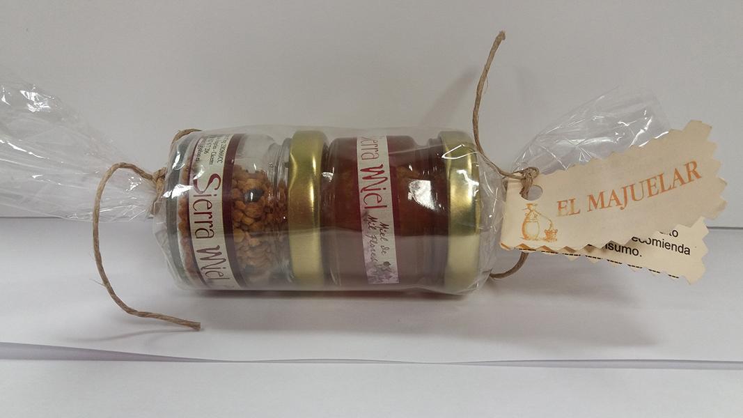 Caramelo 2 unidades (miel-polen)